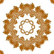 Free Mandala Stock Image - 1355731