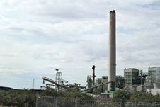 Free Industrial Power Plant Stock Image - 1357271
