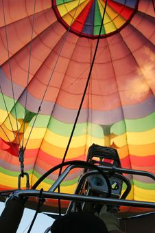 Free Hot Air Balloon Stock Photography - 1357292