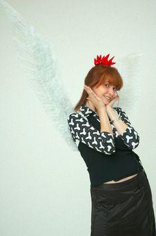 Free Hot Angel Stock Photo - 1357350