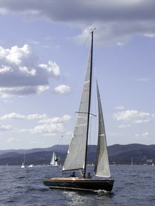 Free Sailboat Stock Images - 1358494