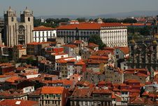 Free Oporto City Stock Image - 1359161
