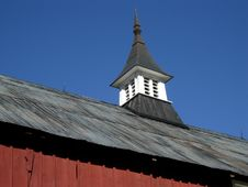 Free Red Barn Stock Images - 1359504