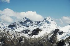 Beautiful Cordilleras Mountain Royalty Free Stock Image