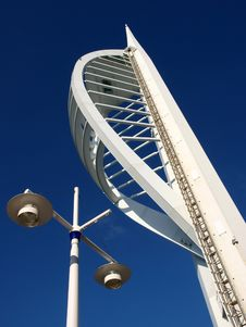 Free Spinnaker Tower Stock Photo - 13510360