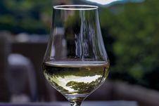 Free Drink, Water, Wine Glass, Stemware Stock Photos - 135105673