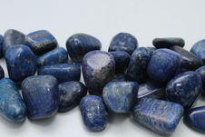Free Blue, Bead, Cobalt Blue, Gemstone Royalty Free Stock Image - 135105676