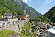 Free Mountainous Landforms, Mountain, Mountain Range, Alps Royalty Free Stock Photography - 135105717