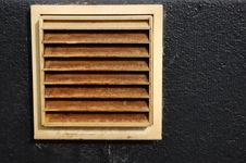 Free Ventilation Hole Royalty Free Stock Image - 13523236