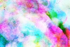 Free Blue, Sky, Pink, Watercolor Paint Stock Photography - 135310102
