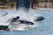 Free Jet Ski, Water, Waterway, Personal Water Craft Royalty Free Stock Images - 135310859