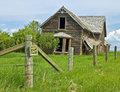 Free Old House Keep Out Stock Photo - 13543920