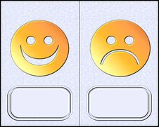 Free Emoticons Stock Photo - 13543780
