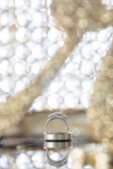 Free Close-up Photography Of Diamond Ring Royalty Free Stock Images - 135444949