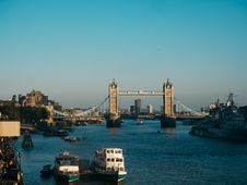Free Tower Bridge, London Royalty Free Stock Photo - 135445275
