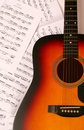 Free Classic Guitar Stock Photography - 13555162