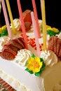 Free Birthday Cake Royalty Free Stock Photo - 13556745