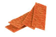 Free Thin Crispbread Stock Image - 13550101