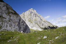 Free Peak Of Sonnenspitze Stock Photos - 13550143