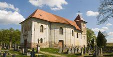 Free Church Of St. Vaclav Stock Photos - 13550333