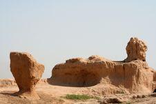 Free Desert Land-form Stock Photo - 13551400