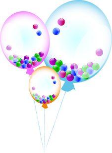 Free Balloon3 Royalty Free Stock Photos - 13551928