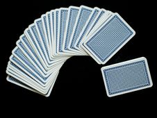 Free Playing Cards Stock Images - 13552344