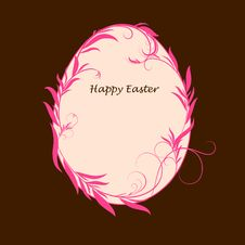 Easter Egg, Greeting Card Stock Images
