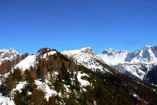 Free Mountain In Valtellina Stock Photos - 13553583