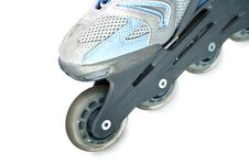 Free Roller Skates Royalty Free Stock Photography - 13553897