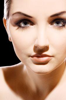 Free Beautiful Woman Stock Photography - 13553912