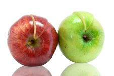 Free Apples Stock Photography - 13554002