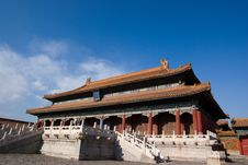 Free Huang Ji Hall Royalty Free Stock Images - 13554089