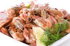 Free Shrimps Stock Photos - 13554513