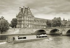 Free Paris. Royalty Free Stock Photography - 13555047