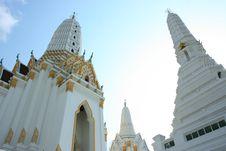 Free THAI TEMPLE Stock Image - 13555271