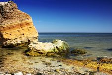 Free Black Sea View Royalty Free Stock Images - 13555919