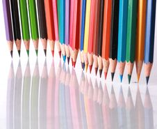 Free Color Pencils Stock Photo - 13556330