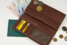 Free Wallet Stock Photography - 13556612