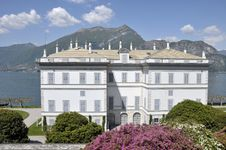 Free Villa Melzi On Lake Como Stock Photos - 13557713