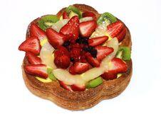 Free Fruit Cake Royalty Free Stock Images - 13557749