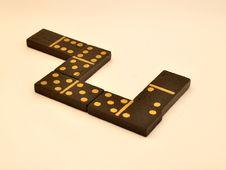 Free Domino. Stock Photography - 13558212