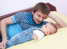 Free Father S Love Stock Photos - 13558663