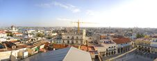 Free Panoramic View From Old Havana Skyline Royalty Free Stock Photography - 13558867