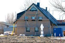 Free Home Building Royalty Free Stock Photography - 13559217