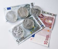 Free European Union Currency Stock Photos - 13559383