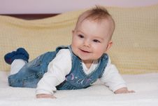 Free Sweet Baby Girl Royalty Free Stock Images - 13559509