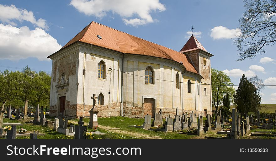 Church of St. Vaclav