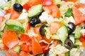 Free Close-up Greek Salad Stock Images - 13561444