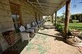 Free Veranda White Chairs Stock Images - 13564114
